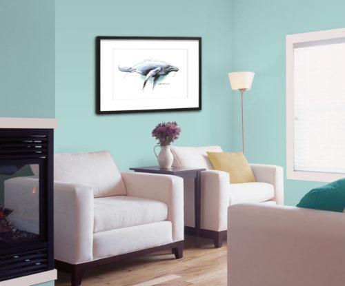 Gentle Giant living room