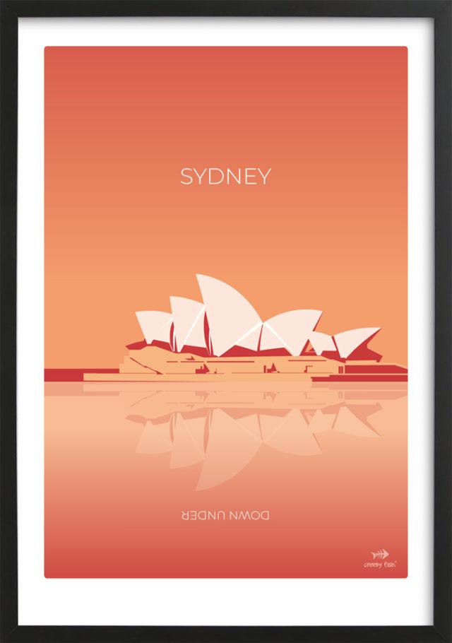 Sydney - Warm Edition