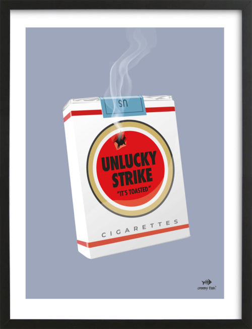 Unlucky Strike, Extra limited edition